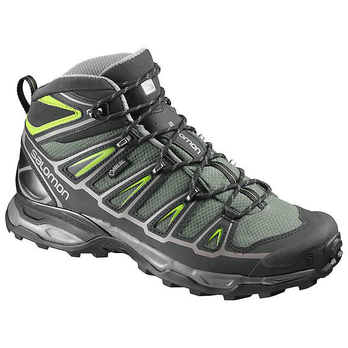 45b6fb57adc Chaussure de randonnée pour homme Salomon X ULTRA MID 2 GORE-TEX®