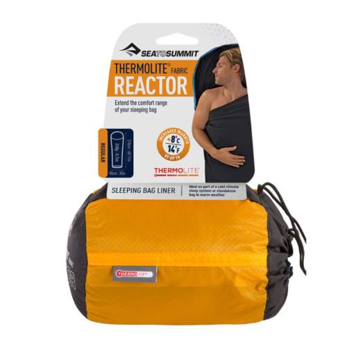 drap de sac thermolite reactor rangé