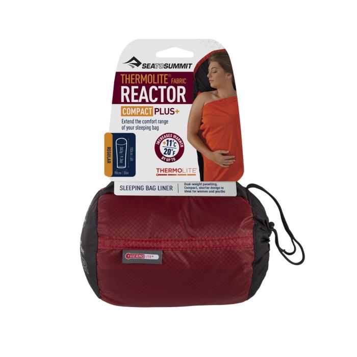 drap de sac thermolite reactor compact plus rangé