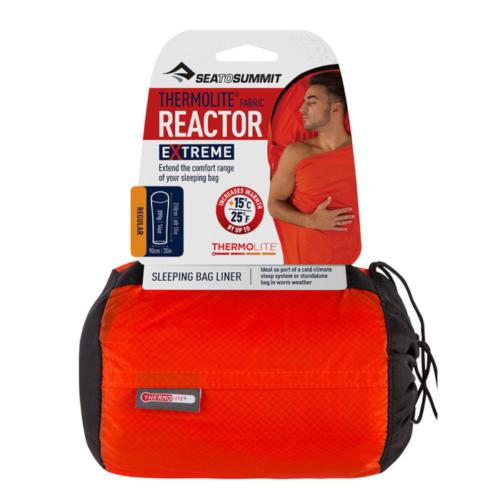 drap de sac thermolite reactor extreme rangé